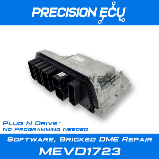 bmw-dme-ecm-bricked-computer-mevd1723-programing-updating