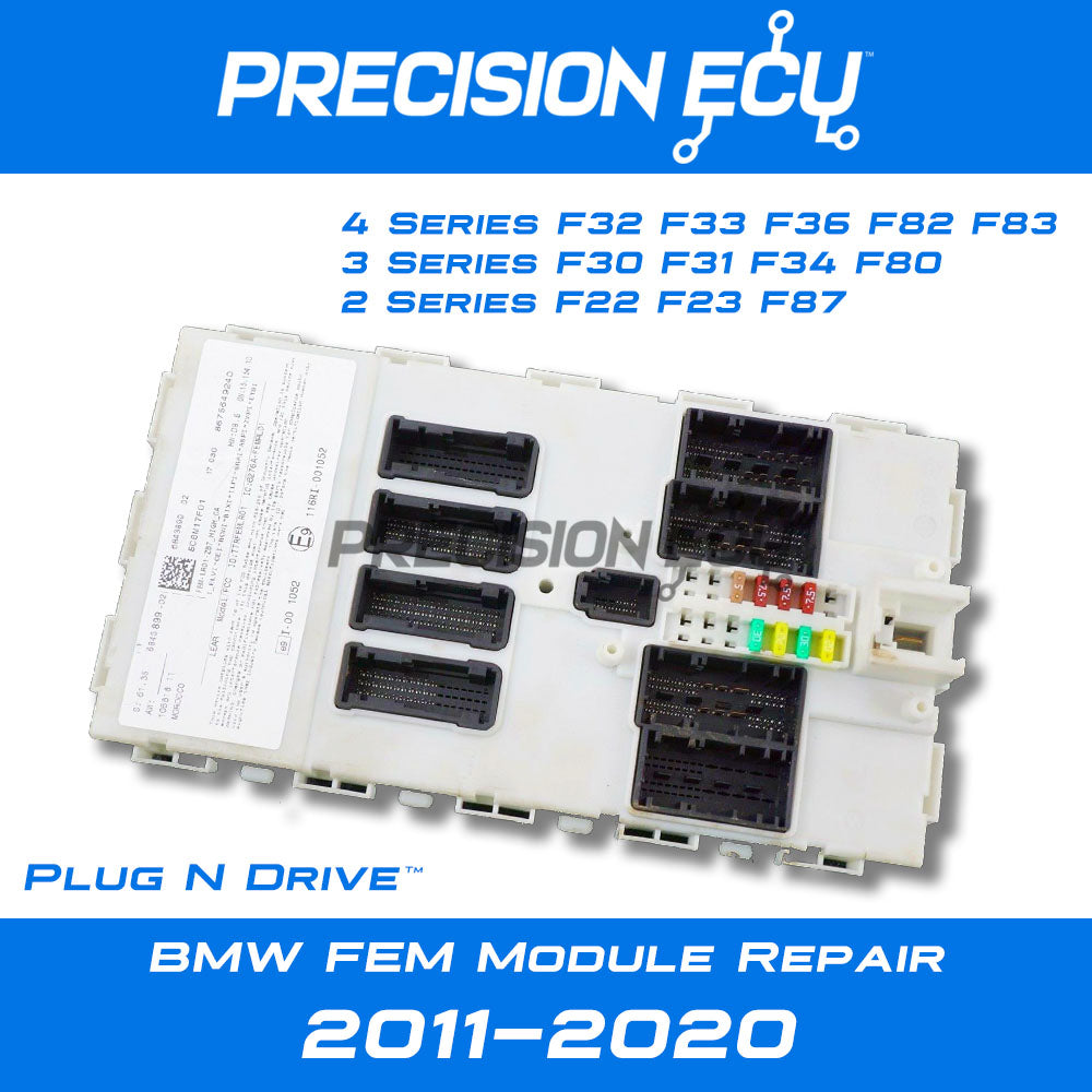 bmw frm repair programming communication front electric best