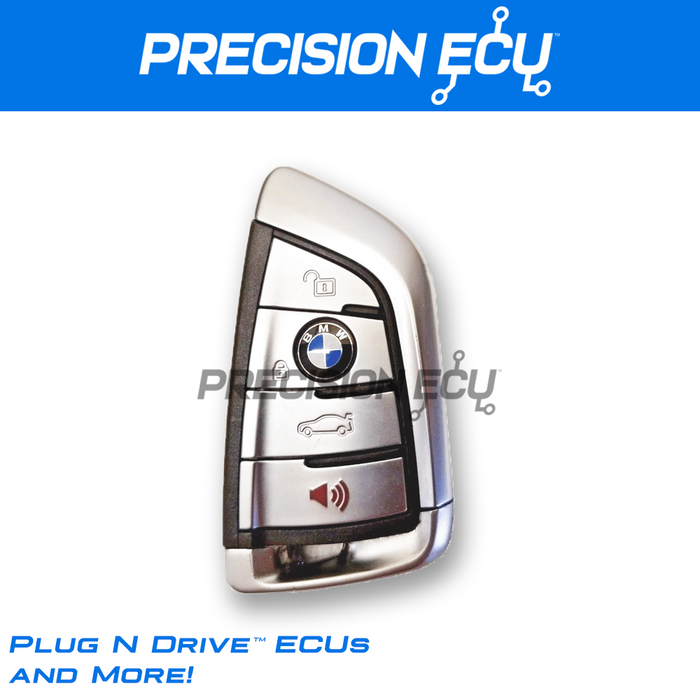 bmw key repair x6 f16 computer n55 mevd172g