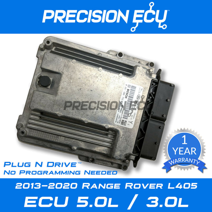 land range rover ecm ecu supercharged lr038618 l405