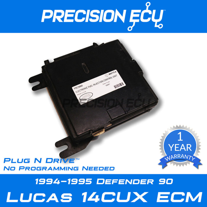 land rover defender 90 err4943 ecm ecu 3.9l