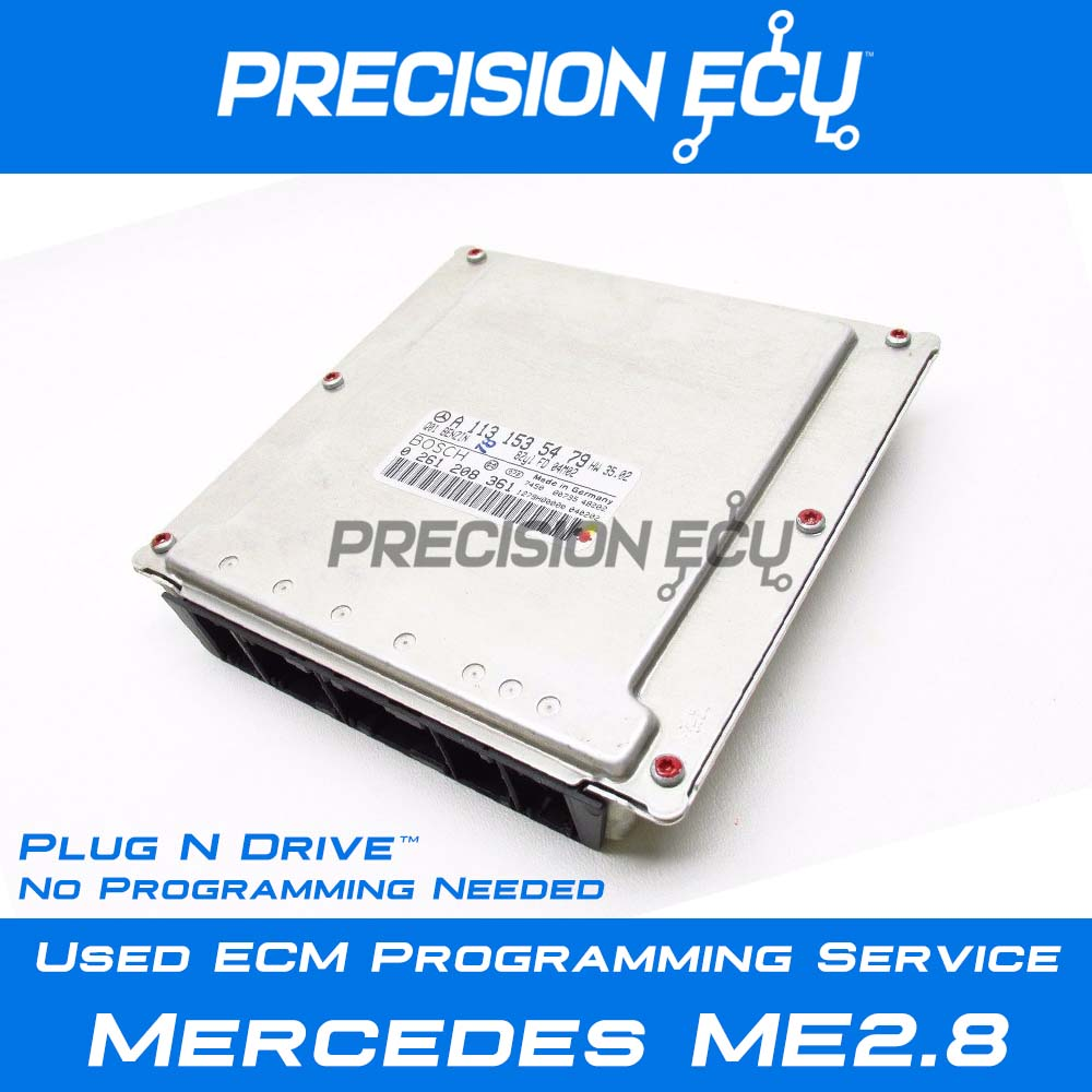 mercedes ecm ecu programming repair fix me2.8 amg