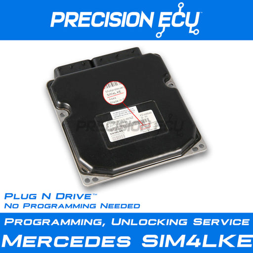 mercedes-ecm-ecu-sim4lke-repair-programming-c230-kompressor