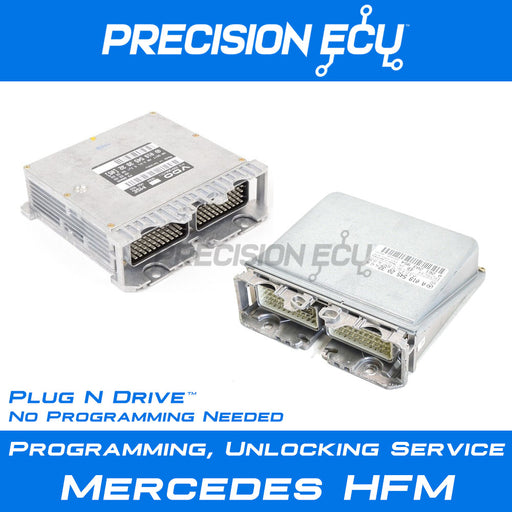 Mercedes HFM, M111, M104 engines / Used ECM Programming or Unlocking Service