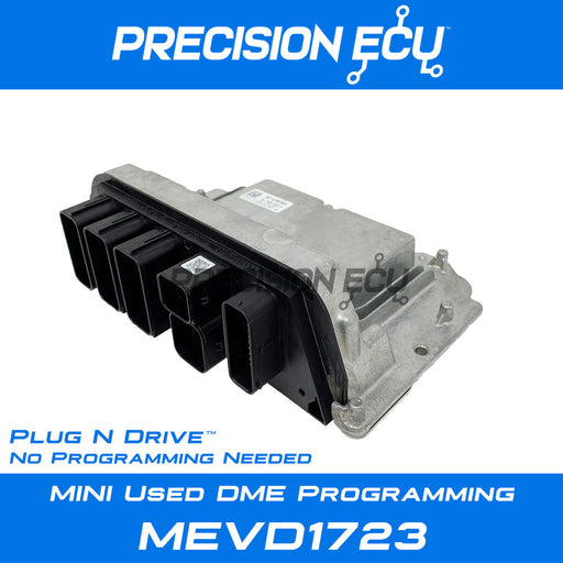 mini dme repair mevd1723 f54 f55 f56 f57