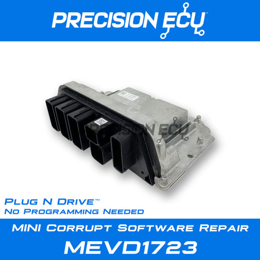 mini-dme-repair-mevd1723-program-ews-ecm-ecu