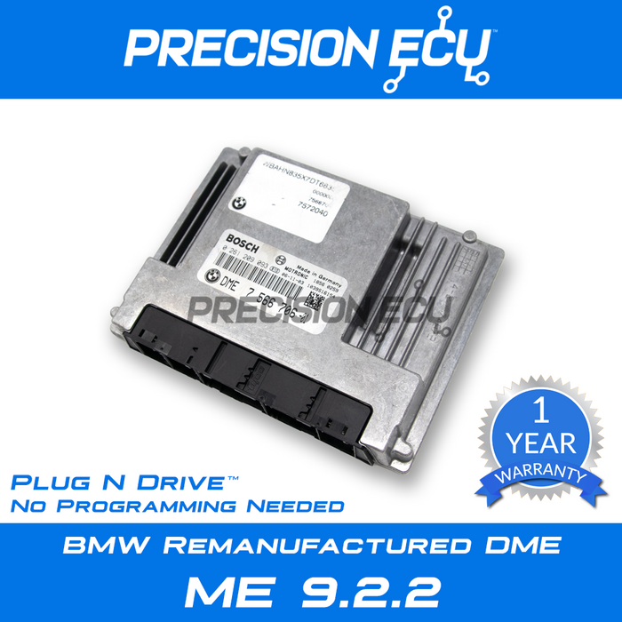 bmw dme repair X5 E53 computer 4.4l ecu