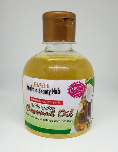 H&B Extra Virgin Coconut Oil - Health n Beauty Hub
