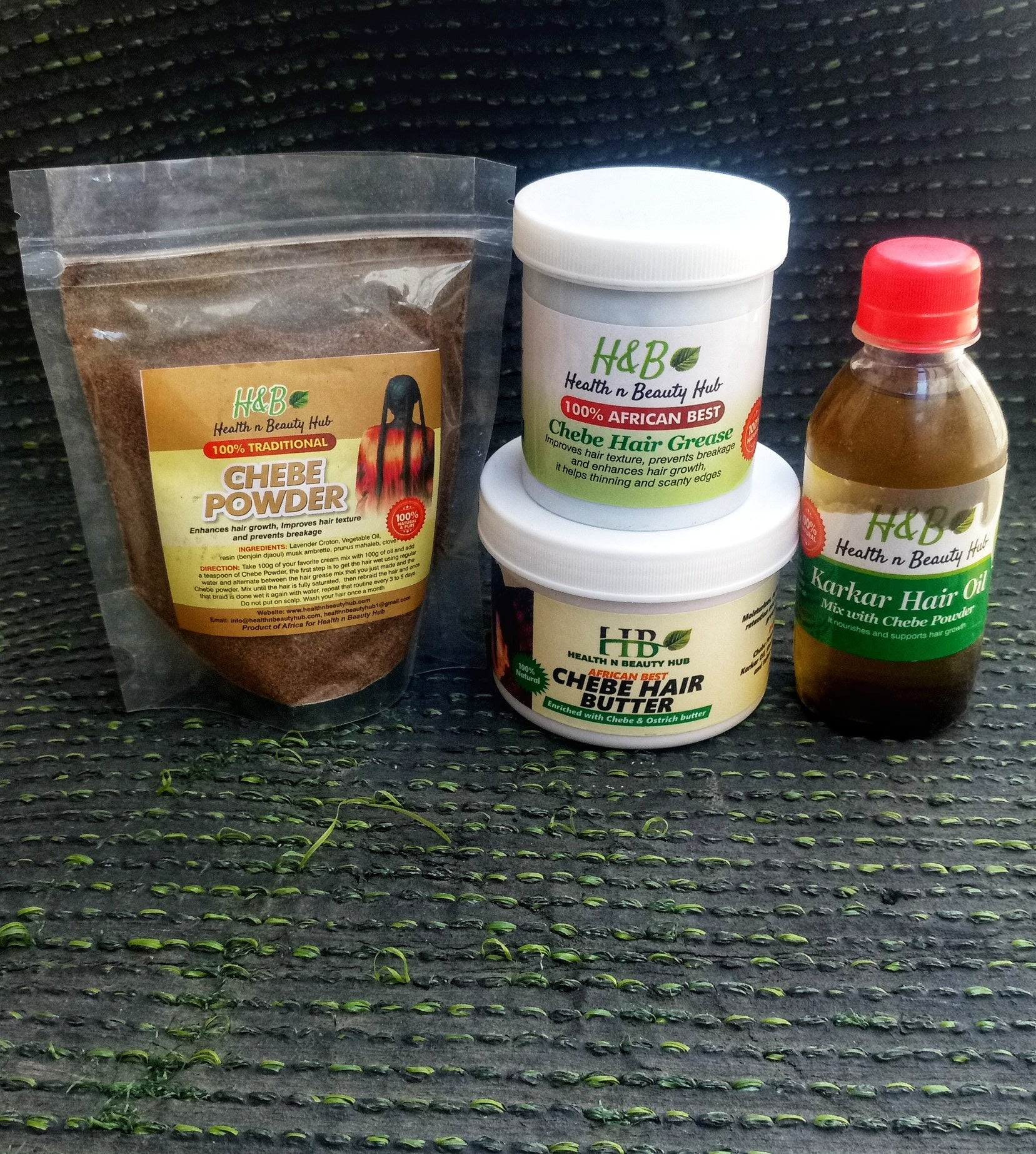 CHEBE HAIR GROWTH KIT