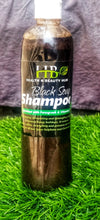 BLACK SOAP SHAMPOO