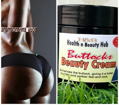 H&B African Booty Cream - Health n Beauty Hub