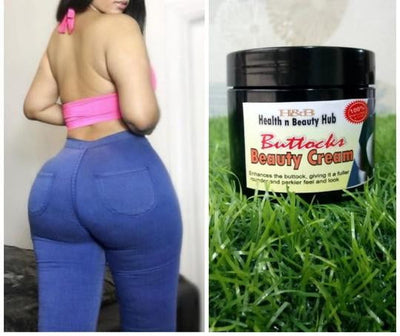 H&B AFRICAN BOOTY CREAM- QUEEN PACKAGE
