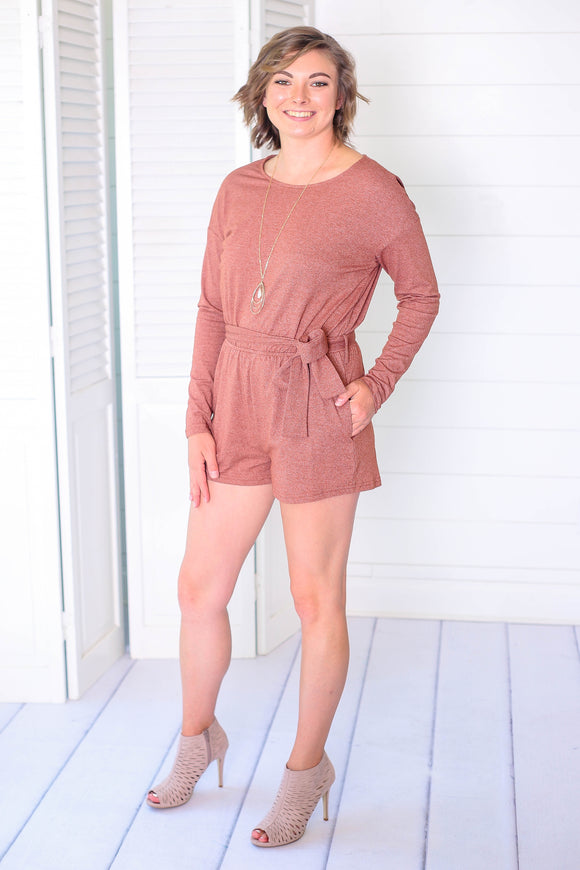 Break The Ice Romper