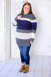 Fly With Me Tunic Sweater