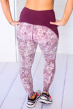 The Marble Legging