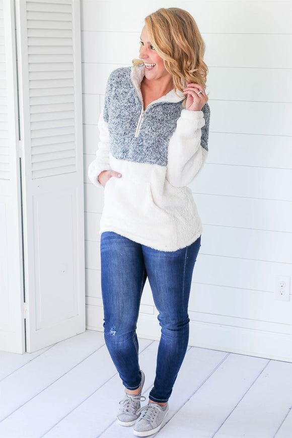 Winter Cheer Pullover