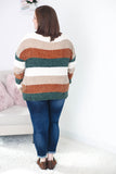 Make Me Smile Slouchy Sweater