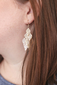 Willow Leaf Earring
