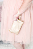 My Favorite Crossbody/Wristlet - Rose Gold