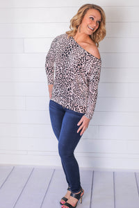 Wild Side Cheetah Top