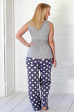 Polka Dot PJ Bottoms