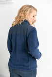 So Soft Navy Jacket