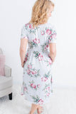 Floral Benefits Dress