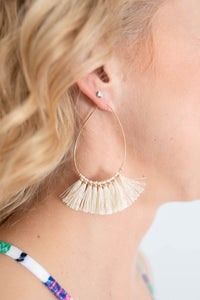 Beth Tassel Earrings