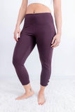 Just Start Plum Legging