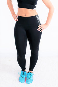 Racing Stripes Leggings