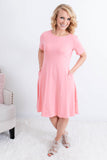 Whatever You Want Dress - Rose Pink