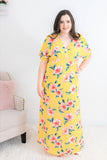 Sunshine Day Maxi Dress