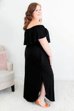 Loving Me Off The Shoulder Maxi Dress