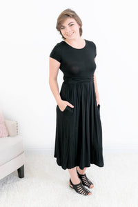 Everyday Dress - Black