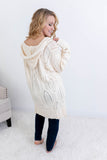 Just Breathe Tunic Sweater