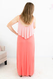 Mermaid Summer Maxi Dress