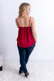 Sweetheart Sleeveless Tank
