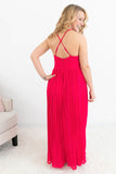 Wrapped Up In You Maxi Dress