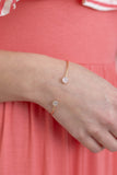 Stephanie Bangle Bracelet *Silver or Gold*