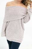 Hot Chocolate Snuggles Sweater
