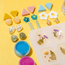 Load image into Gallery viewer, Animal Accessories DIY KIT - Funky Fun You-Handmade Statement Earrings