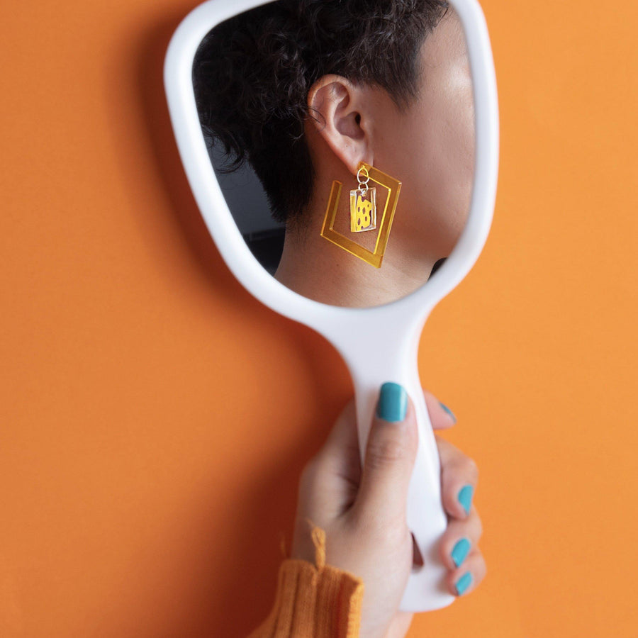 CHEESE-Handmade-Statement-Earrings-Accessories-Funky Fun You