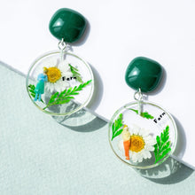 Load image into Gallery viewer, PERSONALIZED EARRINGS - Funky Fun You-Handmade Statement Earrings