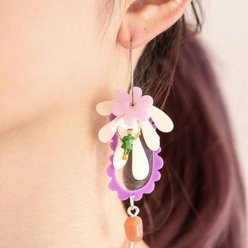 Thumbelina-Handmade-Statement-Earrings-Accessories-Funky Fun You