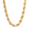 10MM Rope Chain (DIAMOND CUT)
