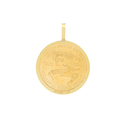 1/2 oz American Gold Eagle (Diamond)