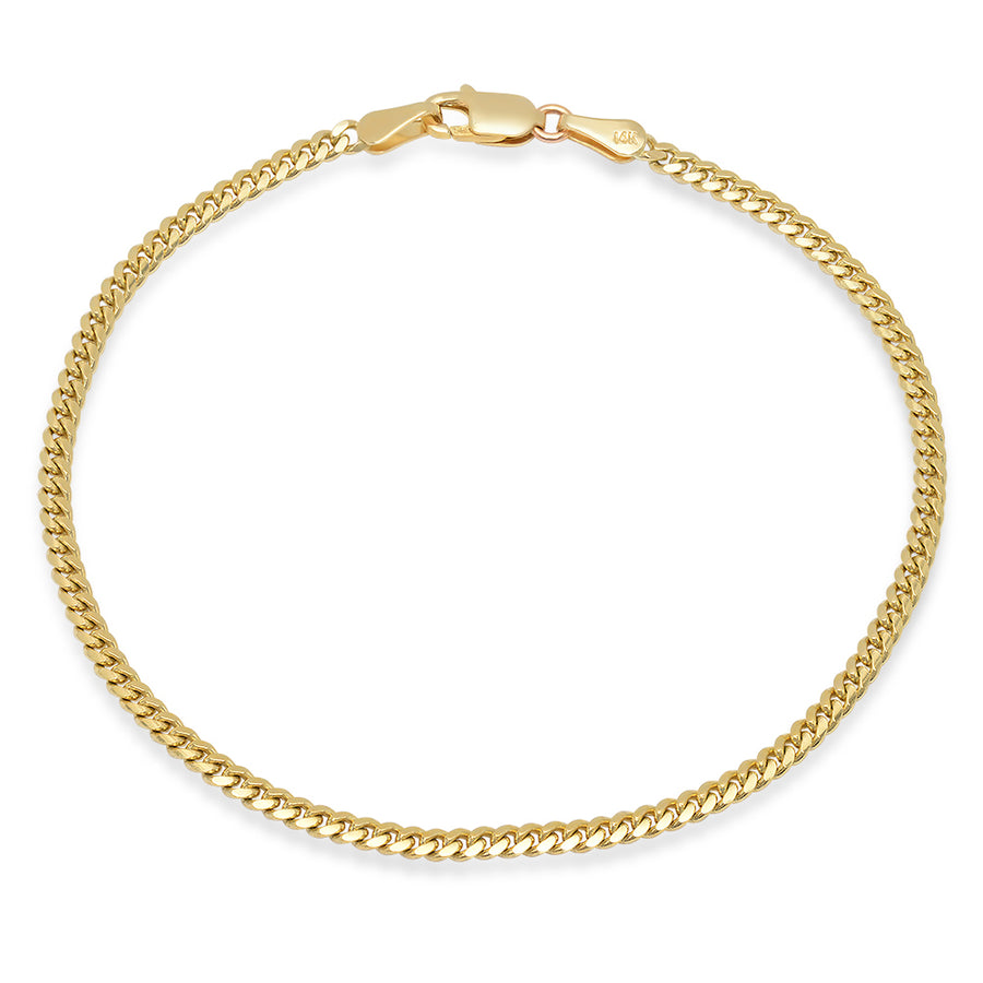 2.5MM Miami Cuban Link