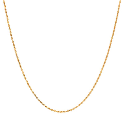 1.5MM Rope Chain