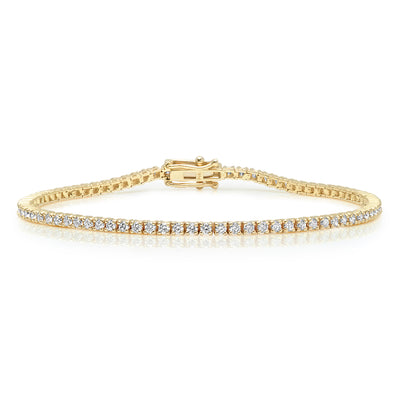 Mini diamond bracelet
