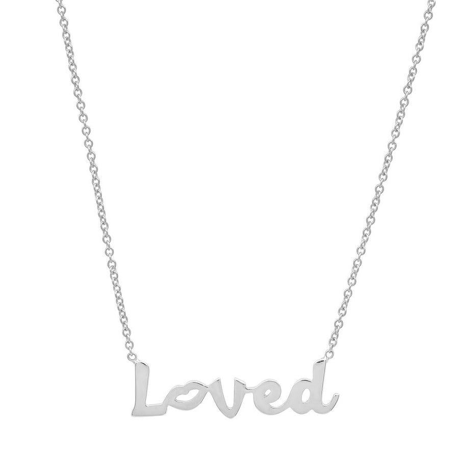 Loved Lips Necklace